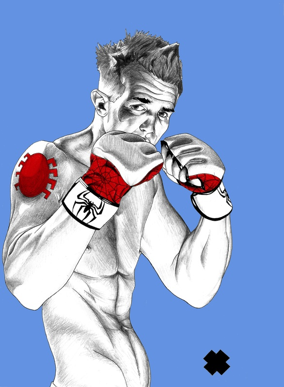 UFC Peter Parker